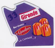 Magnet Le Gaulois - Gironde 33 - Magnets