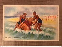 Le Bain De Madame Groslard - Humour