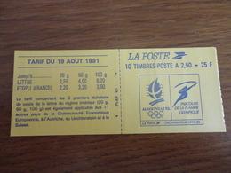 TIMBRE DE FRANCE CARNET 2720  C1 - Carnets