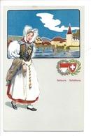 21937 - Costumes Suisses Soleure Solothurn Schweizer Trachten - Costumes