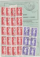 Ordre De Réexpédition Définitif O. Clapiers Hérault -> St Jean De Cornes - 1961-....