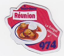 Magnet Le Gaulois - La Réunion 974 - Magnets