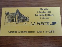 TIMBRE DE FRANCE CARNET 2712 C1 - Carnets