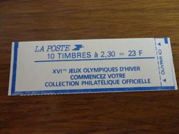 TIMBRE DE FRANCE CARNET 2614 C10 - Carnets