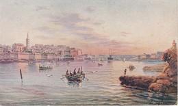 Malta  Marsamuscetto Harbour - Malte