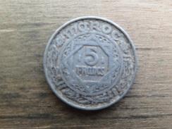 Maroc  5  Francs 1370  Y 48 - Marruecos