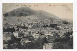 - CPA BOURG-ARGENTAL (42) - Vue Générale 1911 - Edition Des Galeries Modernes N° 15 - - Bourg Argental