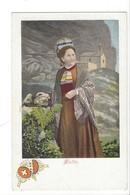 21952 - Costumes Suisses Wallis Schweizer Trachten - Costumes
