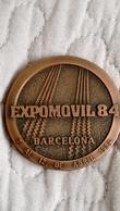 EXPOMOVIL 84 BARCELONA - Profesionales/De Sociedad