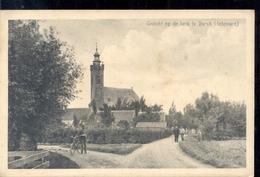 Burgh - Schouwen - Kerk - 1921 - Pays-Bas