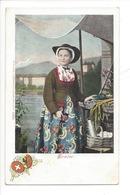 21954 - Costumes Suisses Genève Schweizer Trachten - Costumes
