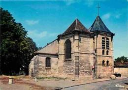 91 - Chilly-Mazarin - L'église - Automobiles - Voir Scans Recto-Verso - Chilly Mazarin