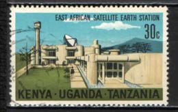 KENYA-UGANDA-TANZANIA - 1970 - Opening Of The East African Satellite Earth Station, Mt. Margaret, Kenya - USATO - Tanzania (1964-...)