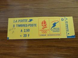 TIMBRE DE FRANCE CARNET 2715  C1 - Carnets