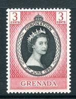 Grenada 1953 QEII Coronation HM (SG 191) - Grenada (...-1974)