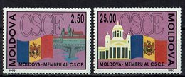 Moldawien 1992 // Mi. 41/42 ** - Moldawien (Moldau)