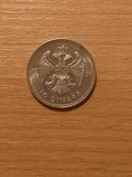 SERBIA 10 DINARA 1931 - Serbia