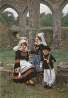 29 - La Bretagne - Costumes - Coiffes Des Régions De Bannalec - Quimperlé - Guiscriff Et Scaer - Autres Communes