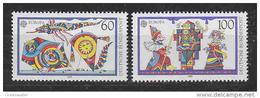 Europa Cept 1989 Germany 2v ** Mnh (42614G) - 1989