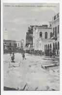 Tripoli - Rue Sidi Hmouda Et Cercle Militaire - Inondation - Salah Ben Gemha - Libye