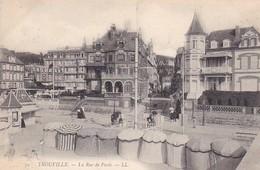 CPA Trouville - La Rue De Paris - 1907 (40930) - Trouville