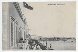 Tripoli - Rue Dargouti-Pacha - Salah Ben Gemha - Libye