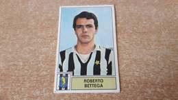 Figurina Calciatori Panini 1971/72 - Bettega Juventus - Edizione Italiana