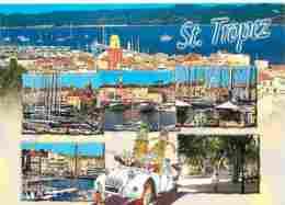 83 - Saint Tropez - Carte Neuve - Voir Scans Recto-Verso - Saint-Tropez