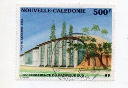 Env 1 : Nouvelle Caledonie Stamp Timbre Oblitéré 35ème Conférence Du Pacifique Sud - Neukaledonien