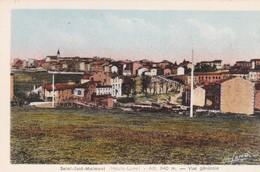 CPA SAINT JUST MALMONT ROUTE DE ST DIDIER NEUVE - France