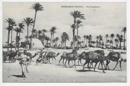 Hammamdji-Tripoli - Vers Ghadames - Salah Ben Gemha - Libye