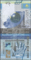 TWN - KAZAKHSTAN 29b - 500 Tenge 2006 Series ЖВ UNC - Kazakistan