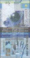 TWN - KAZAKHSTAN 29b - 500 Tenge 2006 Prefix ЖE UNC - Kazakistan