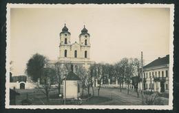 SEJNY Vintage Postcard Seinai POLAND - Polen