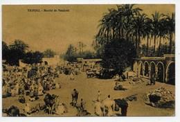 Tripoli - Marche Du Vendredi - Salah Ben Gemha - Libye