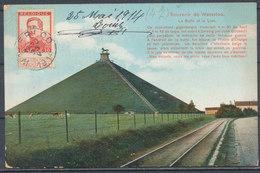 BELGIUM - BELGIQUE - WATERLOO - La Butte Et Le Lion - Waterloo