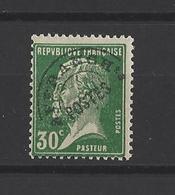 FRANCE.  YT  Préoblitérés  N° 66   Neuf **  1922 - Préoblitérés