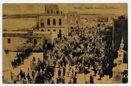 Tripoli - Fetes Des Marabouts. - Rue Si-Hmouda - Salah Ben Gemha - Libye
