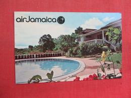 Air Jamaica Tropical Retreats  Vamco  NY    Ref 3324 - Advertising