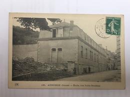 Aubusson école Rue Jules Saudeau - Aubusson
