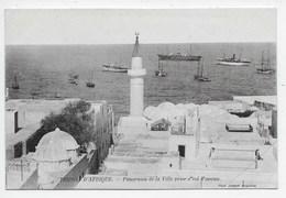 Tripoli D'Afrique - Panorama De La Ville Prise A Vol D'oiseau - Libye