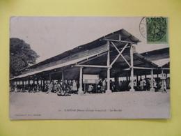 37 CPA AFRIQUE DONT BENIN MAROC PORT SAID SMYRNE MADAGASCAR SENEGAL ....A DECOUVRIR/LIQUIDATION - Cartes Postales