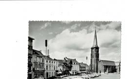 Mouscron : La Grand'Place. ( Photo Véritable). - Mouscron - Moeskroen