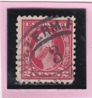Etats-Unis  N°183 - 1912-15  -  G. WASHINGTON  - Oblitérés - United States