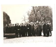 Le Creusot - Creusot Loire - Chateau De La Verrerie - Groupe Officiers Du Cours Superieur Interarmées 1971 - Guerra, Militares