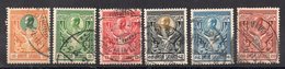 SIAM - CHULALONGKORN 1er - 1910 - Oblitéré / Used - Série Complète - Complete Series - - Siam