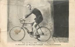 Filliat ,  Pneu Hutchinson ,  * 425 99 - Cyclisme