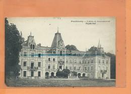 CPA - PONTHIERRY - Chateau De Montgermont - Facade Sud - Saint Fargeau Ponthierry