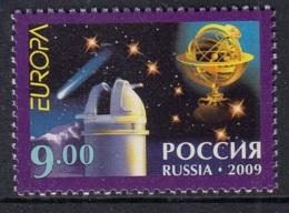 3.- RUSSIA 2009 EUROPA 2009 ASTROLOGY SPACE - Espacio
