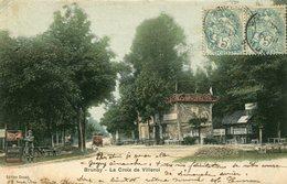 BRUNOY - LA CROIX De VILLEROI  - - Brunoy